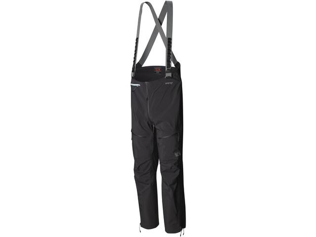 Mountain Hardwear Exposure/2 Gore-Tex Pro Culotte largo con tirantes Hombre, void